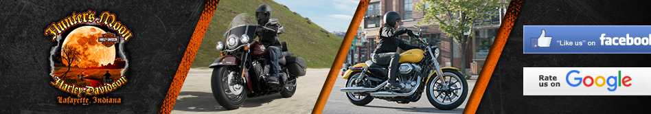 Hunter's Moon Harley-Davidson® Review Site