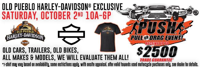 Old Pueblo Harley-Davidson® - Tucson, AZ 85710
