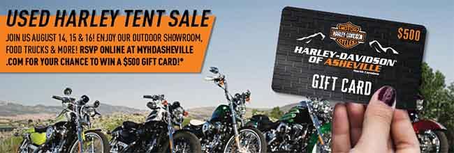 Harley-Davidson® of Asheville - Swannanoa, NC 28778