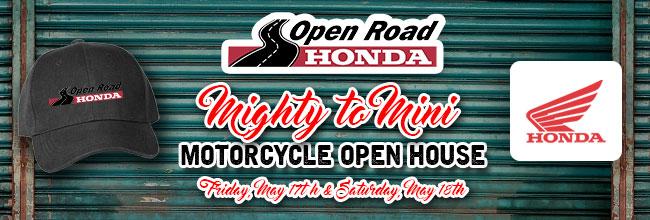 Open Road Honda - Mandan, ND 58554