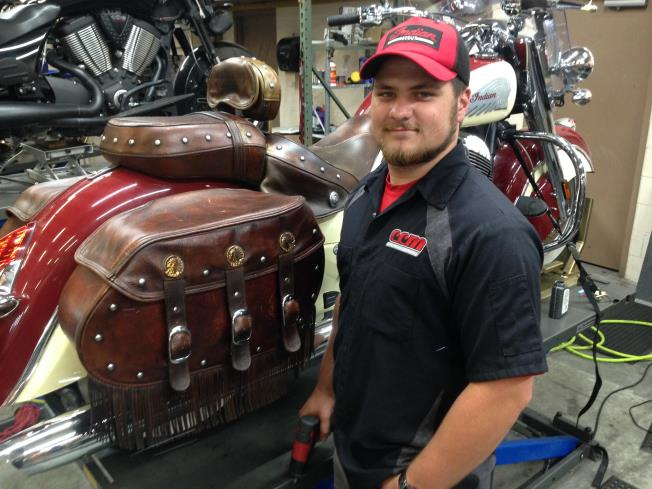 Meet the Team at Indian Motorcycle of Northern Kentucky