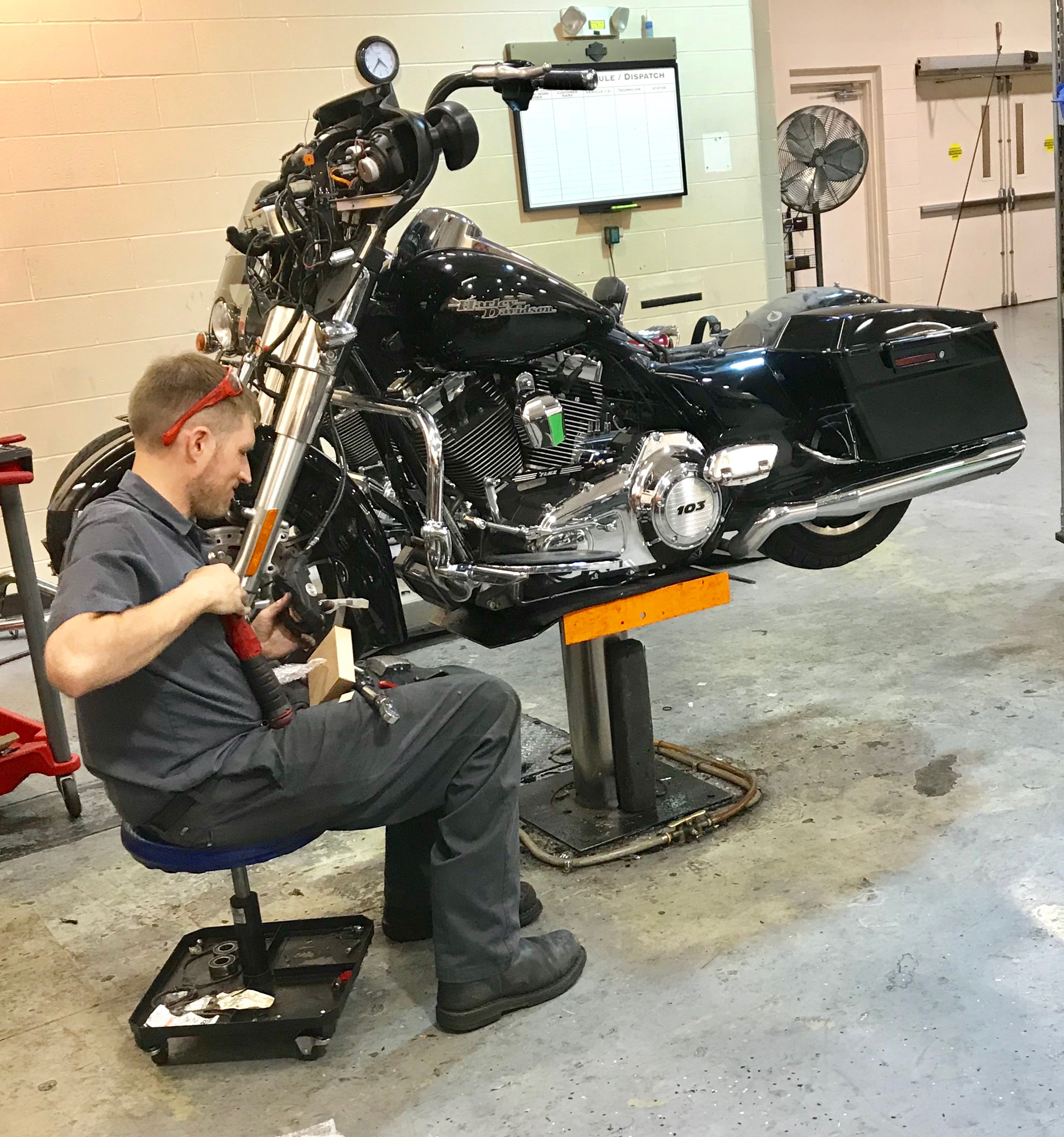 Get Your Harley-Davidson Serviced At Bud's Harley-Davidson